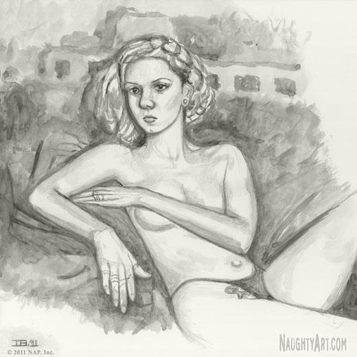 Naughty Art Updates: Erotic